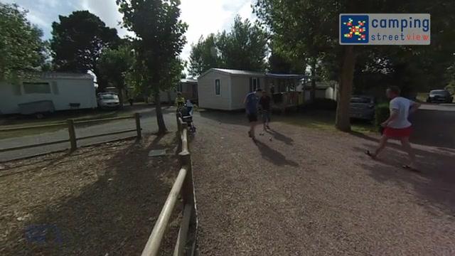 Camping Bellevue Saint Gilles Croix de Vie Pays de la Loire FR