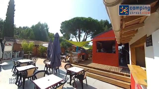 Homair - Camping La Presqu'Ile SAINT MANDRIER SUR MER Provence-Alpes-Côte d'Azur FR