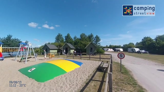 FDM Camping Tangloppen Ishøj Capital Region DK