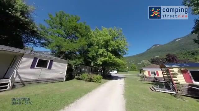 Camping-des-Lacs---Savoie Saint-Jean-de-Chevelu Auvergne-Rhone-Alpes France