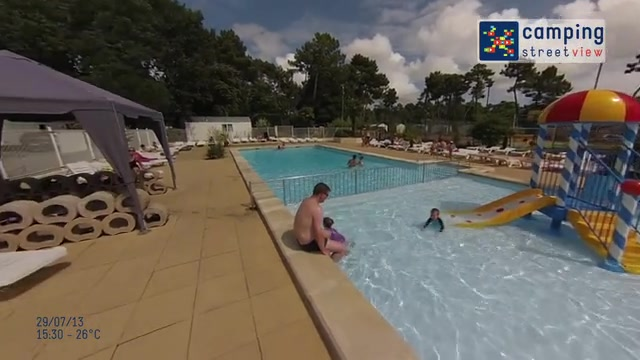 Aquatique Club Camping LA PINEDE LES MATHES Poitou-Charentes FR