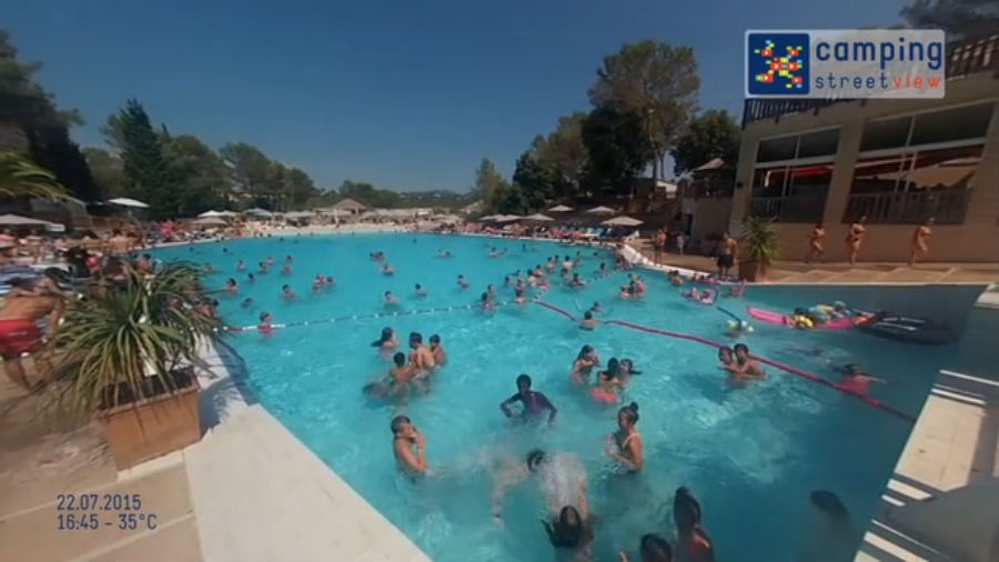 Camping-Holiday-Green Frejus Provence-Alpes-Cote-d-Azur FR