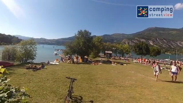 Campéole Le Lac ST VINCENT LES FORTS Provence-Alpes-Côte d'Azur FR