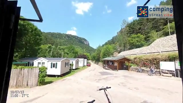Kawan Village-Camping Le Capelan Meyrueis Languedoc-Roussillon FR