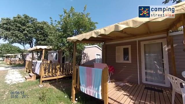 Camping Le Garrigon Grillon Provence-Alpes-Côte d'Azur FR