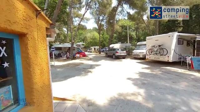 Camping Les Playes SIX FOURS LES PLAGES Provence-Alpes-Côte d'Azur FR