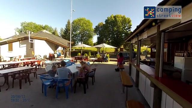 Parc Camping DU LAC PONT DE SALARS Midi-Pyrénées FR