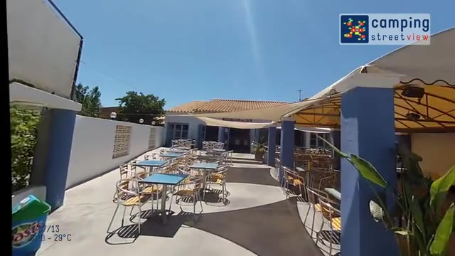 Camping Mar Estang Canet Plage Languedoc-Roussillon FR