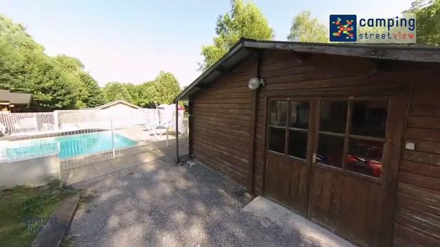 Camping le Rey Louvie-juzon Aquitaine FR