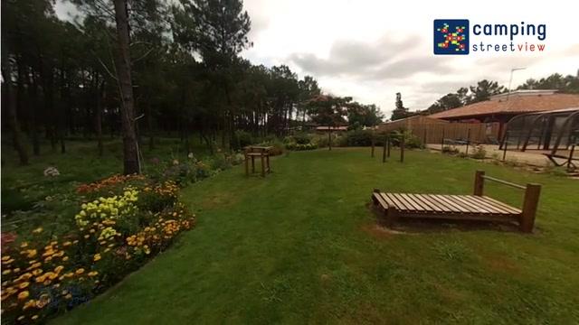 Camping-LANDES-OCEANES St-Michel-Escalus Aquitaine FR
