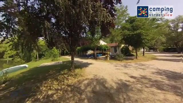 Camping LE PLAN D'EAU SAINT CHARLES DAMIATTE Midi-Pyrénées FR