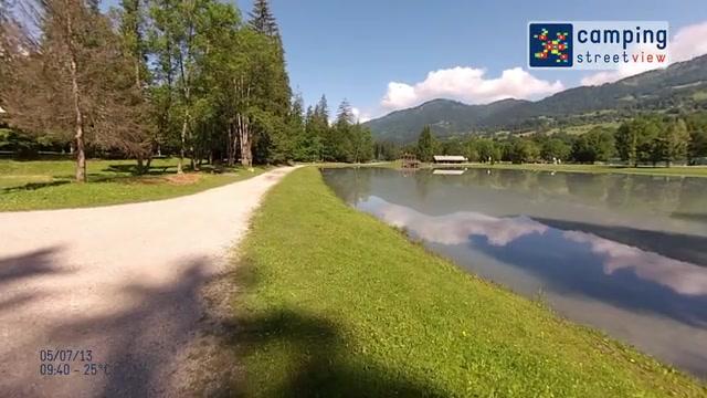 Airotel Camping Le Giffre SAMOENS Rhône-Alpes FR