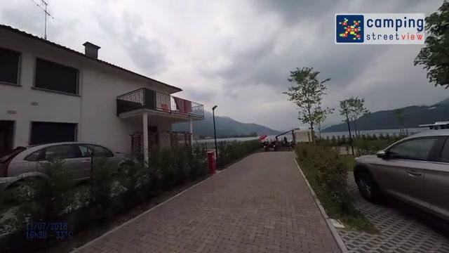 Camping-Punta-Lago Calceranica-Al-Lago Trentino-–-Alto-Adige Italia