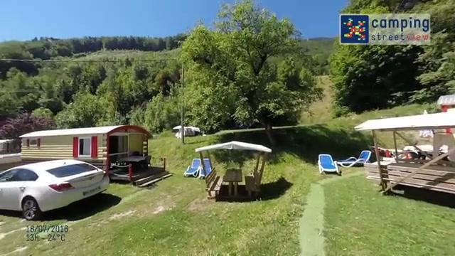 Camping-LA-PIAT Brides-les-Bains Auvergne-Rhone-Alpes France