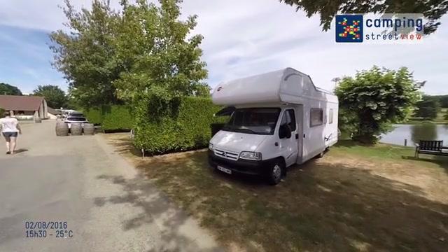 Camping-de-Montreal Saint-Germain-les-Belles Nouvelle-Aquitaine France