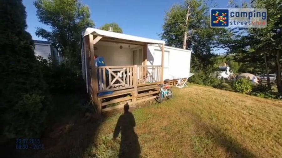 Camping-Le-Repos-du-Baladin Murol Auvergne FR