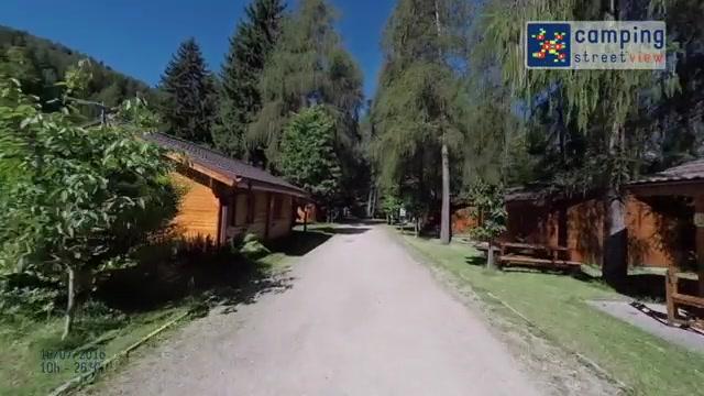 Camping-Cevedale OSSANA-(TN) Trentino-–-Alto-Adige Italia