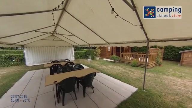 Camping---LE-PONT-ROUGE-ET-LES-VIGNES-- CHIPILLY Picardie FR