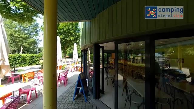 Campéole Giessen Bassemberg Alsace FR
