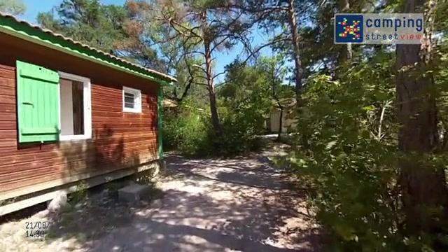 Camping L'Hirondelle Menglon Rhône-Alpes FR