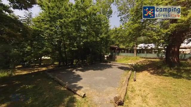 Camping Le Relais de L'Entre Deux Lacs TEILLET Midi-Pyrénées FR